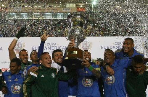 Palmeiras x Fiorentina