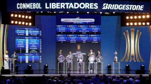 Football Soccer - 2017 Copa Libertadores draw