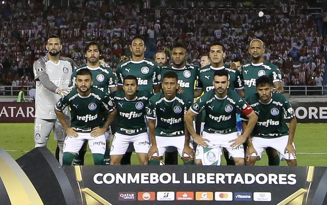 Palmeiras_Lib_2019_debut